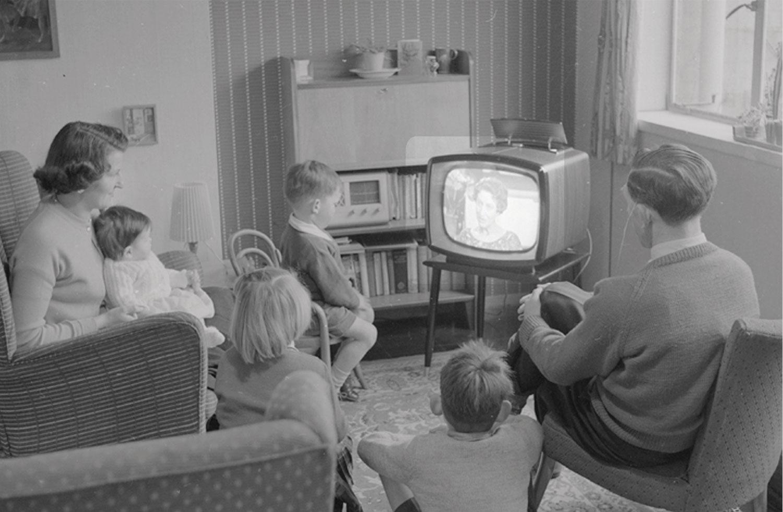 1950s Family (blank)