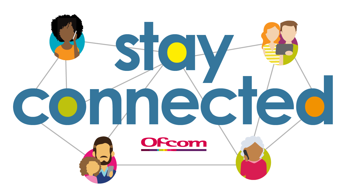 Stay Connected logo