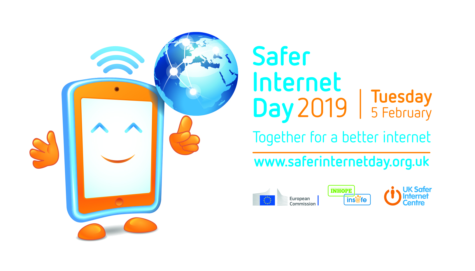 Safer Internet Day 2019 logo