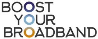 Boost your Broadband logo