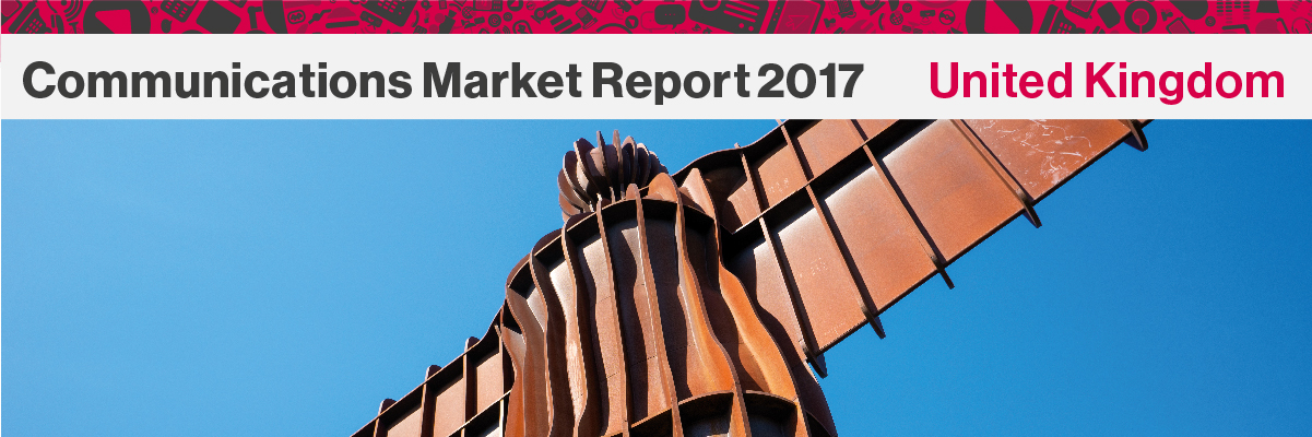 Link to the UK Communications Market Report 2017