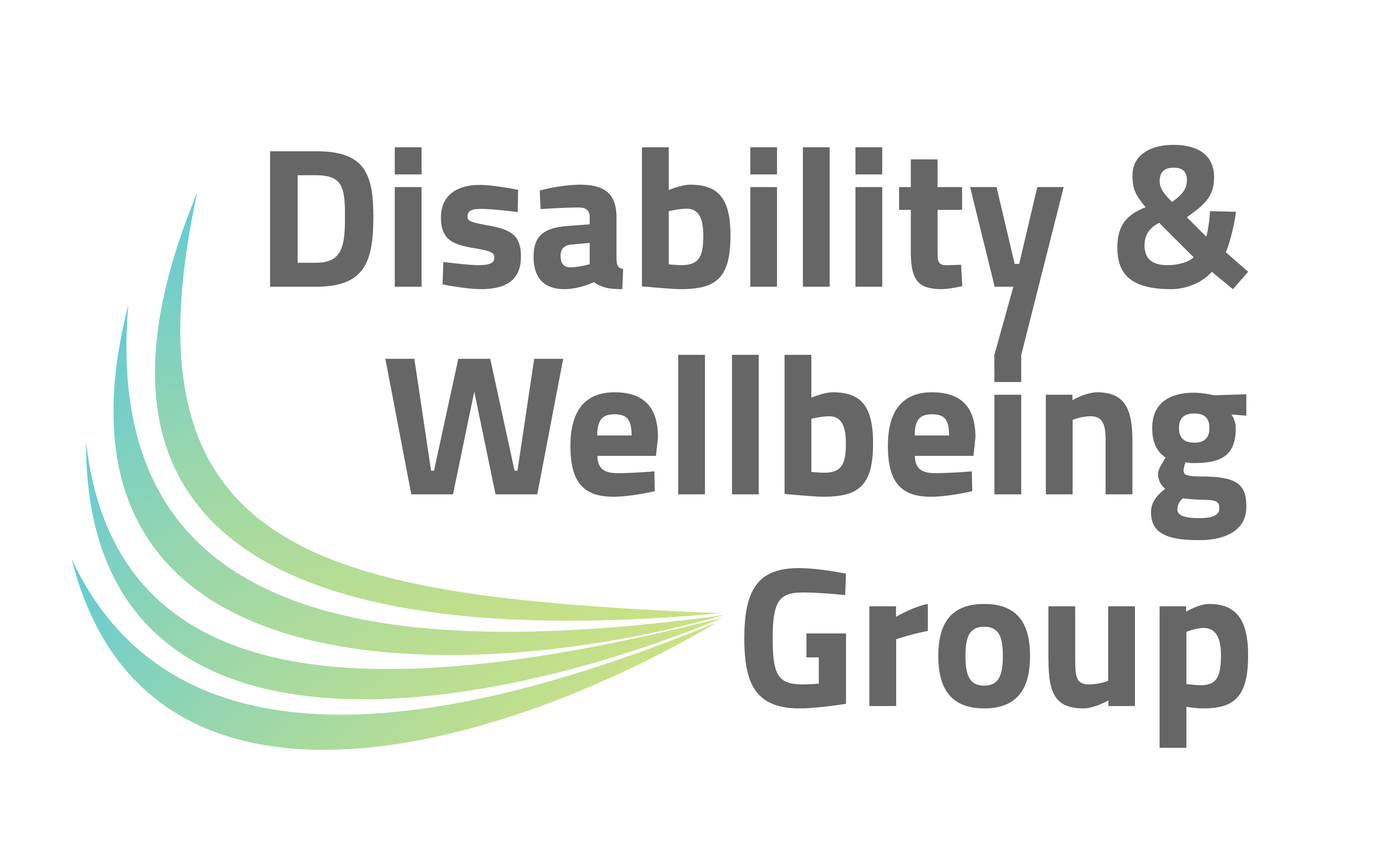 Logo for Ofcom's Disability and Wellbeing Group