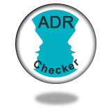 ADR checkerbutton