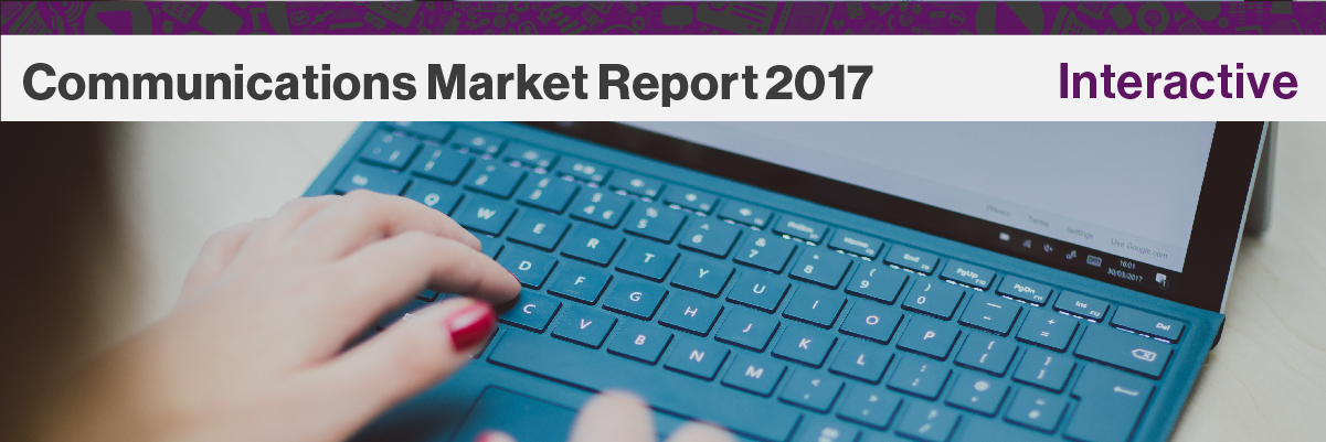 Link to the Interactive Communications Market Report 2017