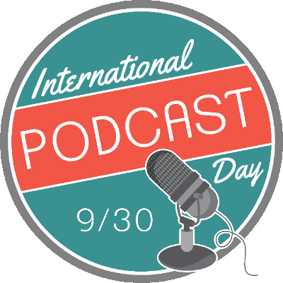 International Podcast Day logo