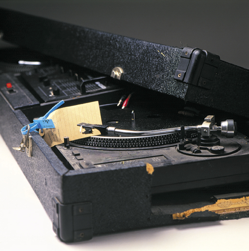 Pirate radio equipment seized